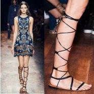 2015-nieuwe-aankomst-echt-leer-mode-zomer-vrouwen-zwarte-platte-hak-knie-hoge-laarzen-strappy-gladiator