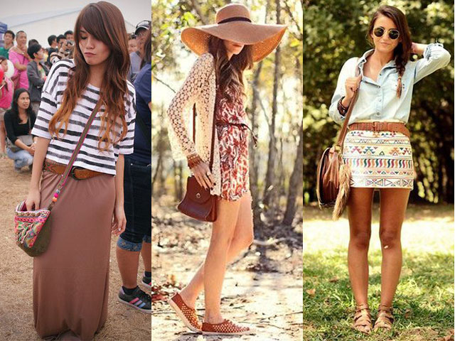 Boho Look 2012 | E Fashion Help