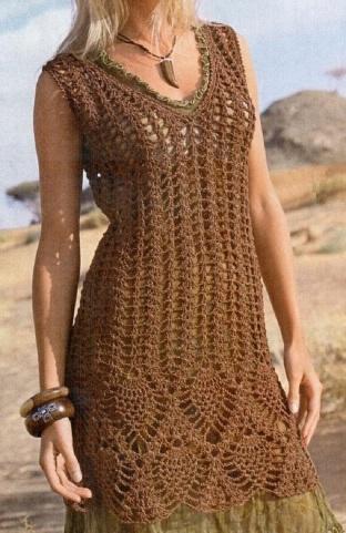 Summer-Tunic-Crochet-Dress
