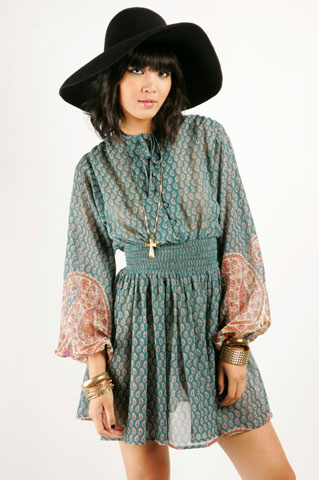 vintage-boho-chic-dress