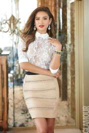 Shay-Mitchell-Shay-Mitchell-in-leather-skirt-and-lace-blouse