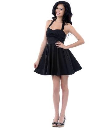 halter-black-dress