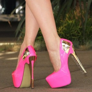 cvyrul-l-610x610-shoes-pink-neon+pink-high+heels-plateau-gold-gold+high+heels-plateau+shoes-pink+high+heels-neon-neonpink
