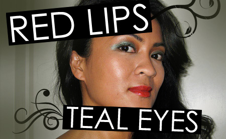 red-lips-teal-eyes
