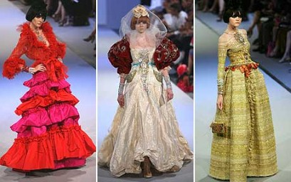 Haute couture high end fashion passion strutting in for What does couture mean in french