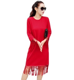 Ladies-Red-Sweater-and-Pullover-Dress-with-Fringe-Knee-Length-Casual-Fall-Fashion-Knit-Dresses-Women.jpg_640x640