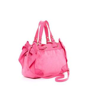 1387-Juicy-Couture-Womens-JC-Crown-Cameo-Velour-Mini-Daydreamer-Handbag-Pink-One-Size-for-Women-2