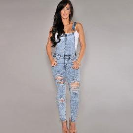 2016-Vintage-Denim-Dungarees-Salopette-Jeans-Hole-Macacao-Womens-Full-Bodysuits-Pant-Suits-font-b-Plus