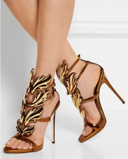 Big-Size-10-Hot-Selling-Metallic-font-b-Bronze-b-font-Flame-High-font-b-Heel