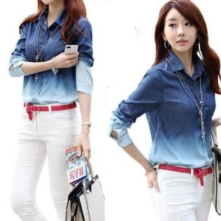 Blusas-Femininas-2015-New-Denim-Shirt-Blusinhas-Camisa-Jeans-Feminina-Blusa-De-Renda-Cardigan-Women-Jeans
