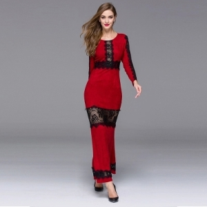 -font-b-Velour-b-font-font-b-Dress-b-font-2015-Autumn-Fashion-Women-s