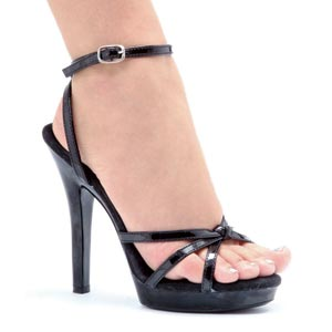 SEAL THE STYLISH SHOE DEAL WITH STRAPPY SANDAL HIGH HEELS ...