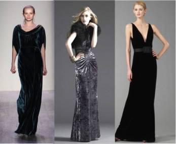 Velvet-gowns