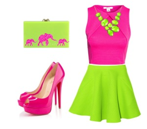 Bright-Colored-Clothing-Are-In-Style-For-2015-1