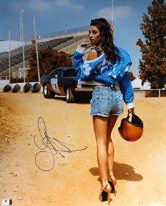 lea-michele-signed-autographed-16x20-photo-glee-daisy-duke-shorts-gv801906_9194368