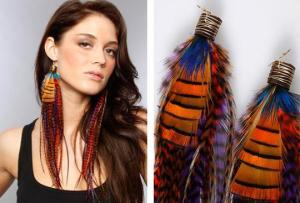 long-feather-earrings