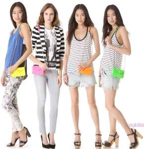 Tory-Burch-Neon-Snake-Bag