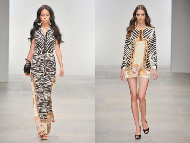 zebra-print-of-holly-fulton-at-london-runway-spring-fashion-2012