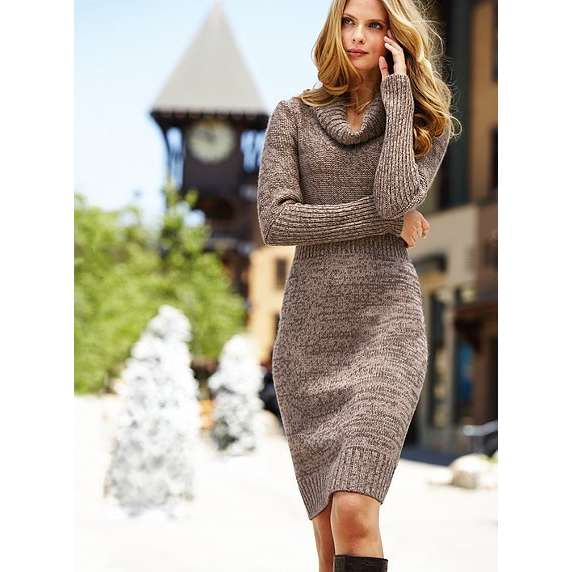 I MUST CONFESS: SAY YES TO THE COZY, ELEGANT SWEATER DRESS ...