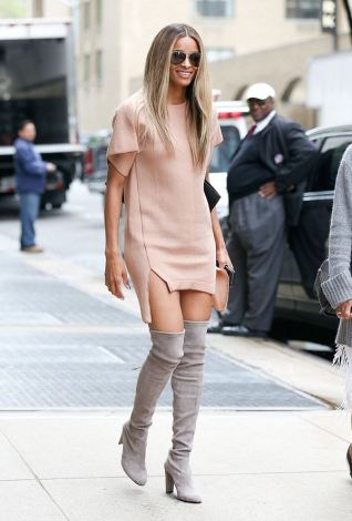 how-to-wear-boots-with-dresses-12