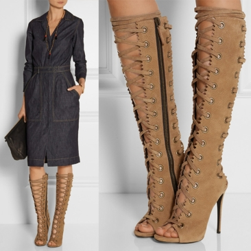 lace-up-gladiator-sandals-knee-high-heels-2015-summer-autumn-boots-brown-suede-shoes-woman-thigh