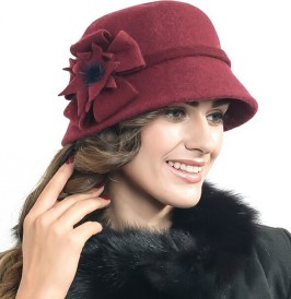 vintage-flower-bucket-hat-women-winter-wool-hats18443