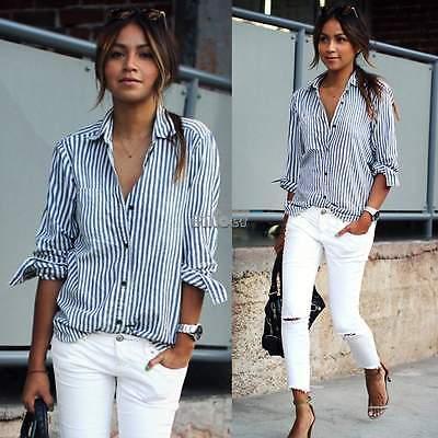 2016-mujeres-a-rayas-algodon-casual-camiseta-blusa