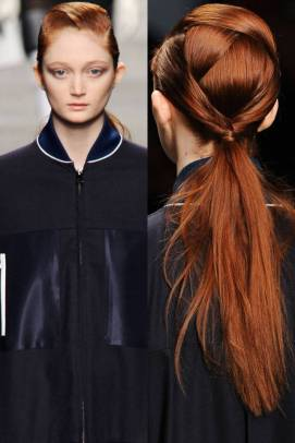 hit-the-trend-with-ponytails-piecey-low-ponytail