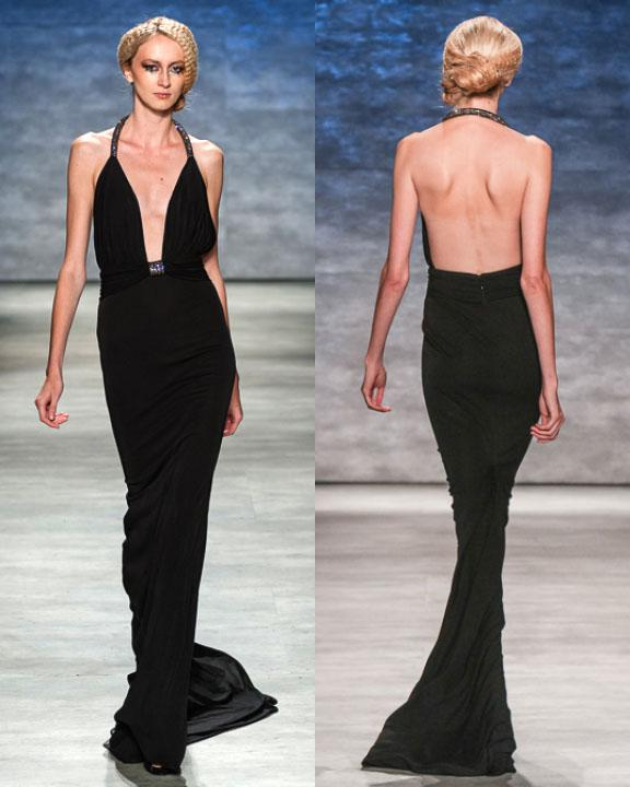 deep-v-neck-2015-venexiana-evening-dresses-party-backless-sexy-black-pleated-chiffon-sheath-formal-dresses-gowns-open-back-runway-fash