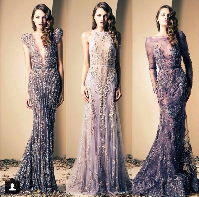 gray-amazing-evening-gowns-2014-by-ziad-nakad