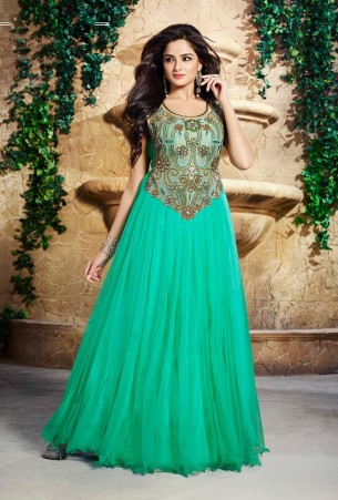 green-party-wear-long-evening-gown-in-tissue-and-satin-b15495-17a