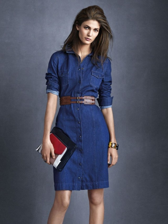 Elegent-Denim-Summer-Short-Dresses-Fashion-2015-Collection-3