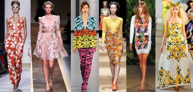 Diane Von Furstenberg, Ready to Wear, SS 2012, New York