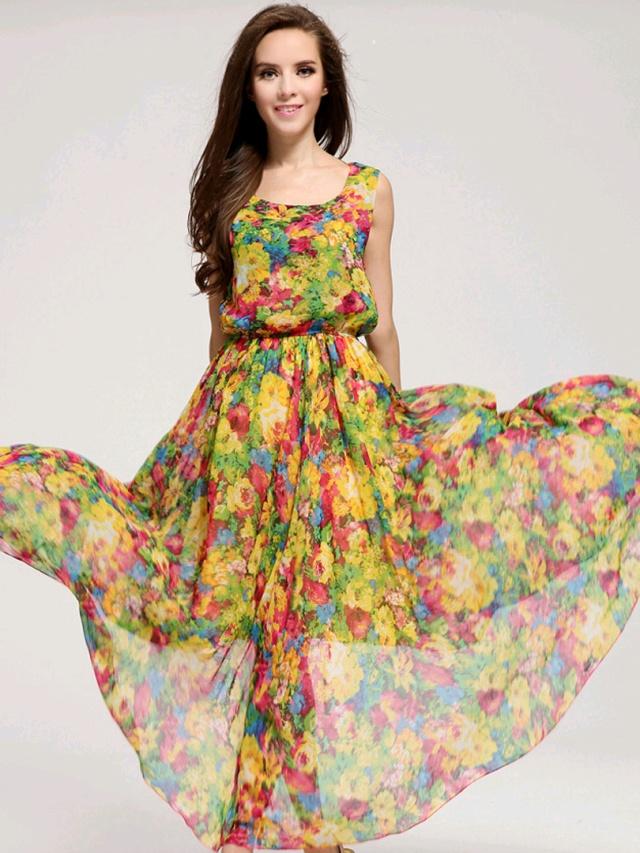 yellow-floral-print-sleeveless-high-waist-maxi-dress-5293_0
