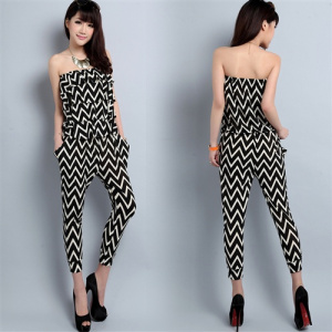 Chevron-jumpsuit