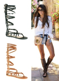 how-to-wear-knee-high-gladiator-sandals2
